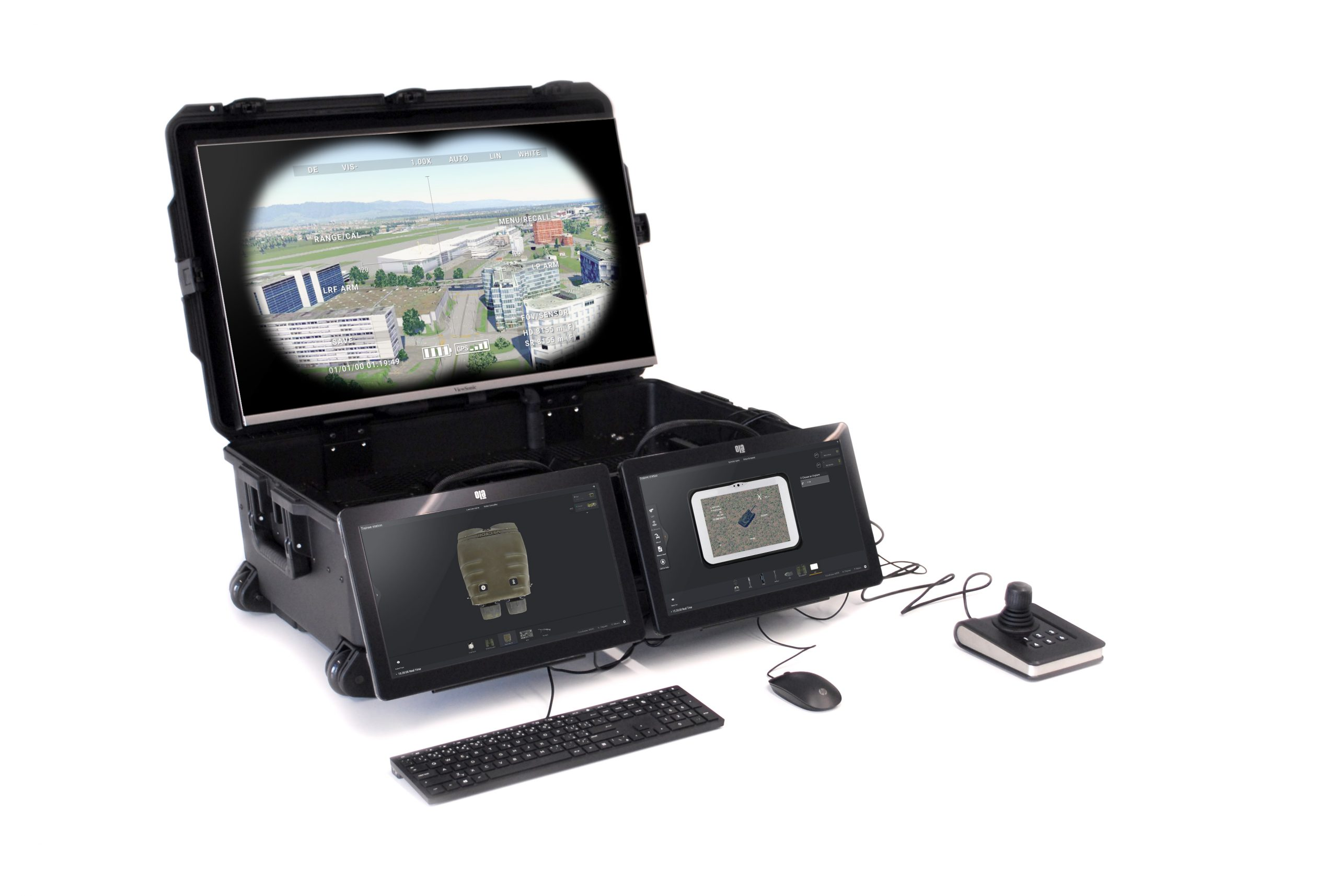 Mobile Simulation Suitcase gallery