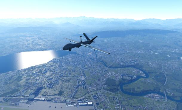 Bagira UAV Mission App